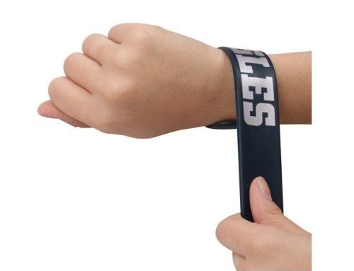 寬版矽膠腕帶