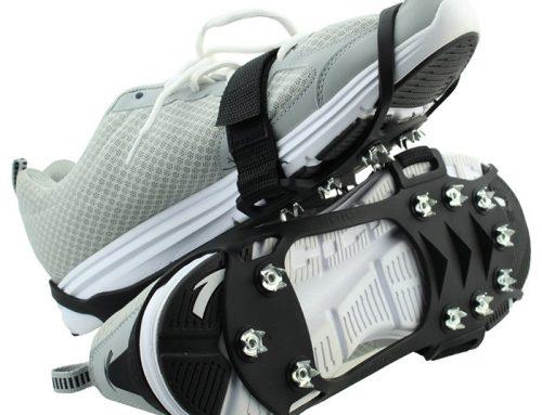防滑矽膠鞋底雪釘