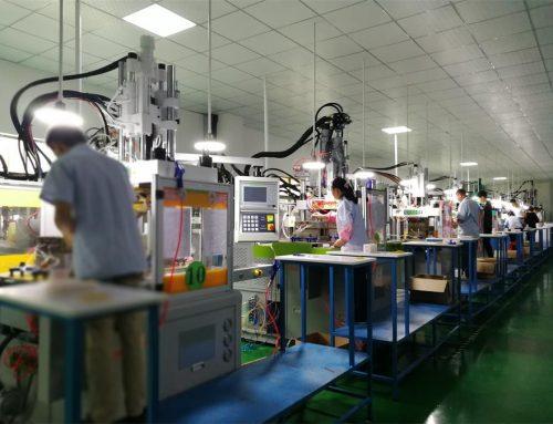 矽膠製作生產設備