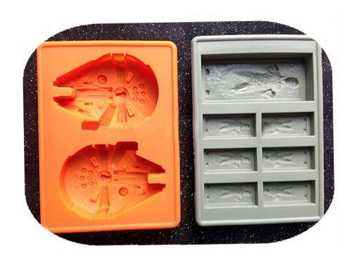 星戰主題矽膠模具