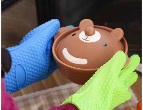 廚房矽膠手套