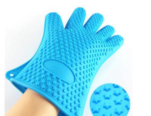 耐熱矽膠手套