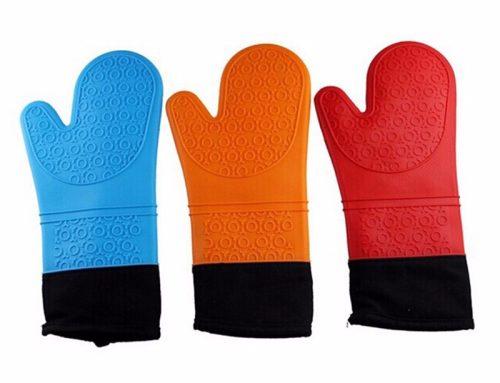 優質耐熱矽膠烤箱手套