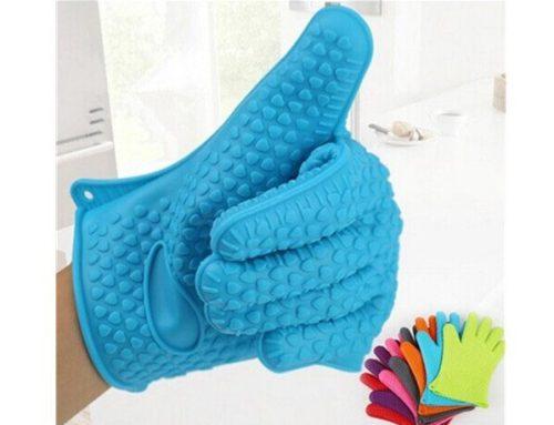 矽膠燒烤烤箱手套